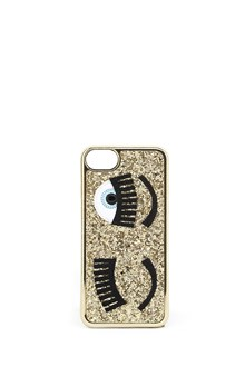 "CHIARA FERRAGNI case iphone 7  ""flirting"" glitter"