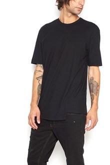 OVERCOME t-shirt asimmetrica
