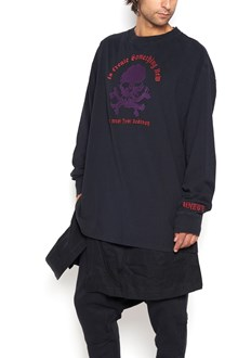 UNRAVEL embroidered t-shirt