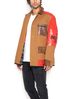 JUNYA WATANABE cotton oxford jacket  the north face