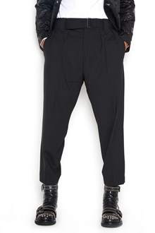 CHRISTIAN PELLIZZARI low crotch trousers