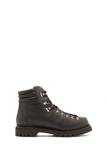 GUCCI calf leather laced up  'Trekking' boots