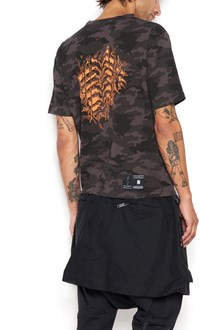 UNRAVEL ribcage t-shirt
