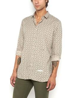 DNL Printed cotton shirt