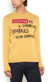 VALENTINO 'artwork' sweater