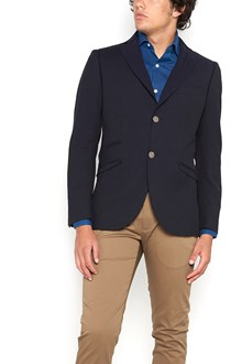 """MAURIZIO MIRI """"vega"""" jacket with buttons details"""