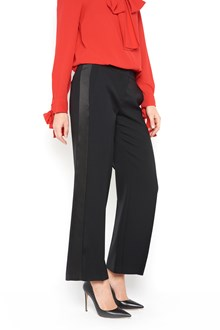 ALEXANDER MCQUEEN Pantalone cropped