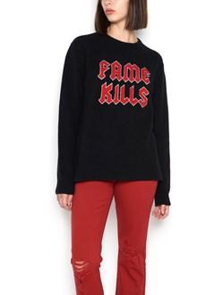 """ADAPTATION maglione """"fame kills"""""""