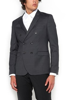TONELLO wool double-breasted jacket