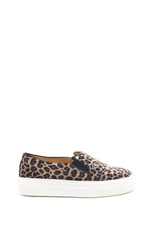 CHARLOTTE OLYMPIA Slip on in leopard pattern