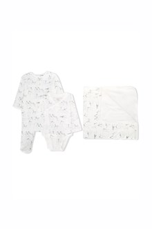 STELLA MCCARTNEY KIDS Set 'Starling' con stampa pinguini