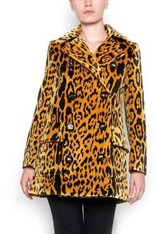 PRADA Velvet Trench Coat