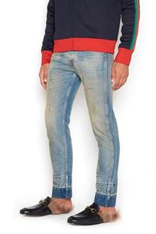 GUCCI Wash 'Stone' Jeans