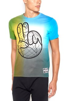 KENZO t-shirt in cotone con stampa