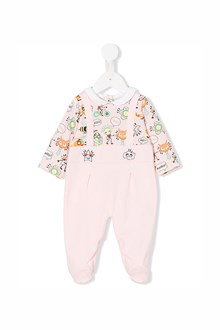 FENDI KIDS Kit baby con stampe