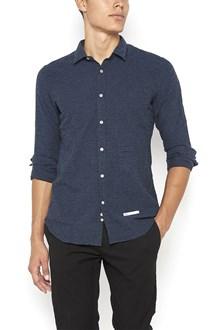 DNL cotton long sleeves shirt