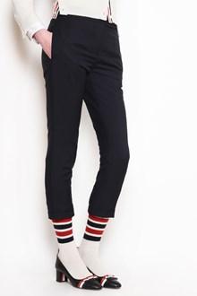 THOM BROWNE 'Lowrise' Skinny Pants
