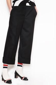 THOM BROWNE coulotte pants