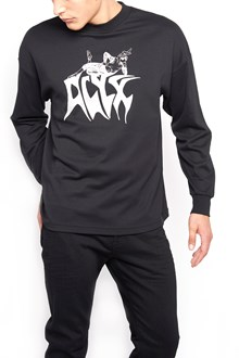 ALYX T-Shirt a maniche lunghe con stampa 'Alyx Bunny'