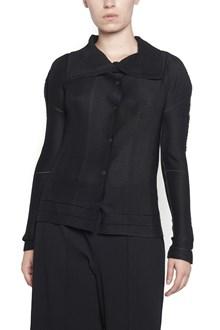 ISSEY MIYAKE CAULIFLOWER turtleneck long sleeves cardigan