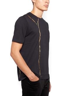 HAIDER ACKERMANN T-Shirt Banda Oro