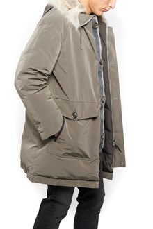 TOM FORD Down Jacket with removable hood