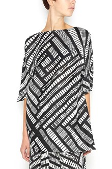PLEATS PLEASE ISSEY MIYAKE Polyester Blouse
