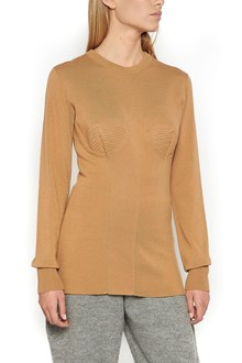 STELLA MCCARTNEY Sweater with bra details