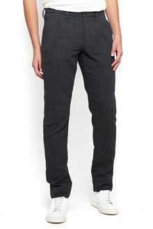 INCOTEX cotton pants with four pockets