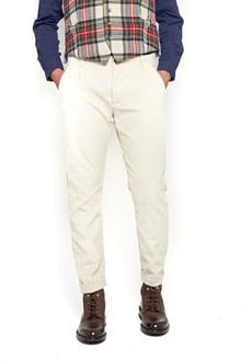 FORTELA Cotton Pants with Pences