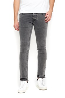 DISARMED Distressed at Bottom Jeans
