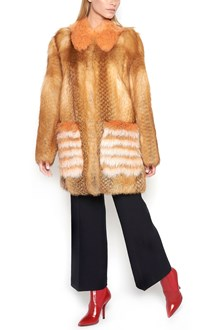 FENDI Multicolor fur