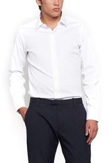 BARBA Cotton White Shirt
