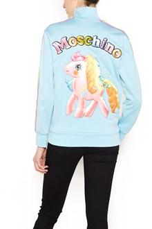 MOSCHINO 'my little pony' bomber jacket