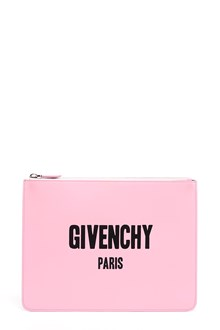 GIVENCHY Clutch with Iconic Logo