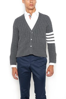 THOM BROWNE Cashmere short cardigan