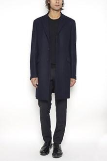 PRADA Wool Single Breasted Coat