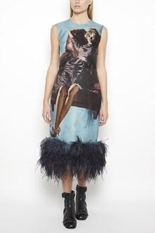 PRADA 'Poster Girl' Maxi Dress