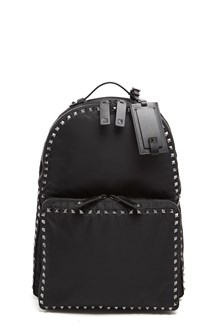 VALENTINO GARAVANI Backpack with rockstuds
