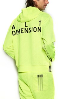 ADIDAS ORIGINALS BY ALEXANDER WANG Felpa con Cappuccio 'Alt Dimension'
