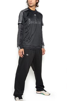 ADIDAS ORIGINALS BY ALEXANDER WANG T-Shirt a rete