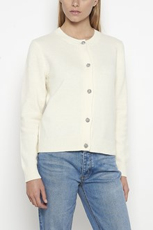 TORY BURCH Cardigan with jewel buttons