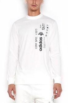 ADIDAS ORIGINALS BY ALEXANDER WANG 'aw graphic' t-shirt