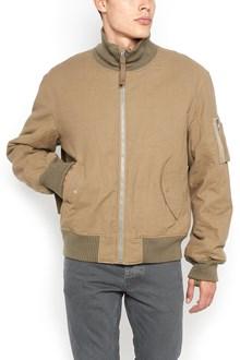 HELMUT LANG Turtle Neck bomber jacket