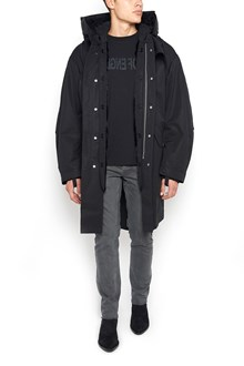 HELMUT LANG Fur Inside down jacket