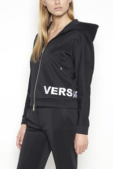VERSACE Hoodie with Logo