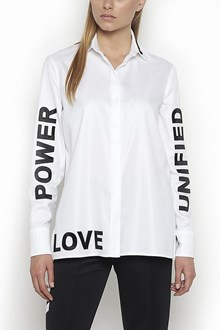 VERSACE Shirt with 'Love' print