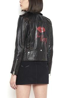 SAINT LAURENT biker jacket