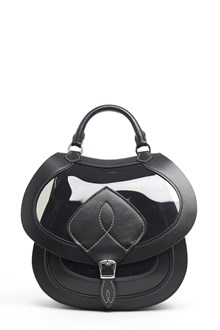 MAISON MARGIELA Hand Bag with leather details