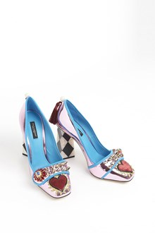 DOLCE & GABBANA Pumps with Jewel Applications